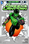 Green Lantern (2011- ) #0 - Geoff Johns, Doug Mahnke, Keith Champagne, Christian Alamy