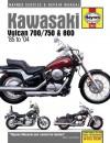 Kawasaki Vulcan 700/750 & 800 '85 to '04 - Alan Ahlstrand