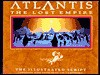 Atlantis the Lost Empire: The Illustrated Script - Tab Murphy, Don Hahn