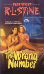 The Wrong Number - R.L. Stine