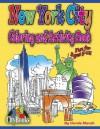 New York City Coloring & Activity Book (City Activity Books) - Carole Marsh