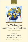 The Washington Consensus Reconsidered: Towards a New Global Governance (Initiative for Policy Dialogue) - Joseph E. Stiglitz, Narcis Serra