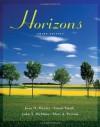 Horizons (with Audio CD) - Joan H. Manley, Stuart Smith, John T. McMinn