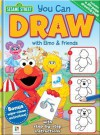 You Can Draw with Elmo and Friends - Hinkler Books