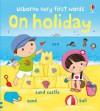 On Holiday. Illustrator, Rosalinde Bennett - Rosalinde Bonnet