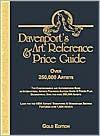 Gold Davenport's Art Reference & Price Guide, 13th Edition - Howard Moneta, Lisa Reinhardt