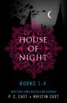 House of Night Series Books 1-4 - P.C. Cast, Kristin Cast