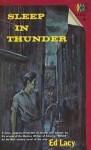 SLEEP IN THUNDER - Ed Lacy