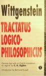 Tractatus Logico-Philosophicus - Ludwig Wittgenstein, C.K. Ogden, Bertrand Russell