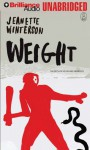 Weight: The Myth of Atlas and Heracles (Audio) - Jeanette Winterson, Dick Hill, Susie Breck