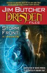 The Dresden Files: Storm Front (Jim Butcher's Dresden Files) - Mark Powers, Jim Butcher, Ardian Syaf