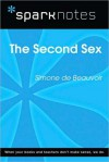 The Second Sex (SparkNotes Literature Guide Series) - Simone de Beauvoir