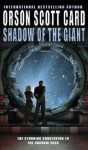 Shadow Of The Giant: Book Four of the Shadow Saga - Orson Scott Card
