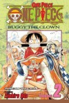 One Piece, Vol. 2: Buggy the Clown - Eiichiro Oda