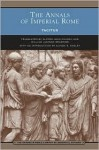 The Annals of Imperial Rome - Tacitus, Alfred J. Church, William Jackson Brodribb, Alison E. Cooley