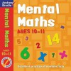 Mental Maths For Ages 10 11 (Mental Maths) - Andrew Brodie
