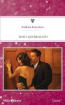 Mills & Boon : What Lies Beneath - Andrea Laurence