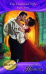 One Unashamed Night (Historical Romance) - Sophia James