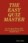 The Easy Quiz Master - Peter Allen