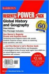 Barron's Global History and Geography Regents Power Pack - Barron's Educational Series