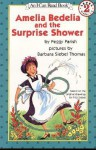 Amelia Bedelia and the Surprise Shower Book and Tape [With Book] - Peggy Parish, Wallace Tripp, Barbara Siebel Thomas