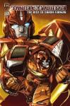 Transformers: The Best Of Simon Furman - Simon Furman, Don Figueroa, Geoff Senior