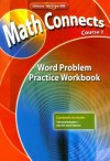Math Connects: Concepts, Skills, and Problems Solving, Course 1, Word Problem Practice Workbook - Glencoe/McGraw-Hill