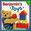 Benjamin's Toys - Cassandra Eason