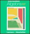 Intermediate Algebra - Ron Larson, Robert P. Hostetler, David E. Heyd