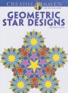 Creative Haven Geometric Star Designs Coloring Book - A.G. Smith