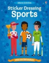 Sticker Dressing: Sports (Usborne Sticker Dolly Dressing) - Davies, Kate Davies