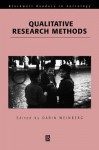 Qualitative Research Methods: A Philosophical Perspective - Robert Weinberg