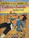 Gulliver's Travels (Illustrated Classic Editions) - Malvina G. Vogel, Jonathan Swift