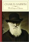 The Origin of Species (cloth) - Charles Darwin, George Lewis Levine