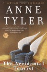 The Accidental Tourist (audio) - Anne Tyler