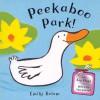 Peekabooks: Peekaboo Park - Emily Bolam