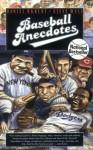 Baseball Anecdotes - Daniel Okrent