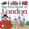My First Book of London - Charlotte Guillain