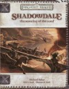 Shadowdale: The Scouring Of The Land: A Forgotten Realms Adventure Supplement - Richard Baker, Thomas M. Reid, Eric L. Boyd