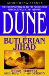 Dune: The Butlerian Jihad (Audio) - Brian Herbert, Scott Brick, Kevin J. Anderson