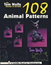 The Tom Wolfe Treasury of Patterns: 108 Animal Patterns - Tom Wolfe