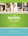 The Daniel Plan Study Guide: 40 Days to a Healthier Life - Mark Hyman, Daniel G. Amen, Rick Warren