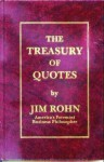 The Treasury of Quotes - Jim Rohn