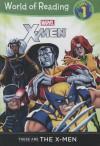 X-Men: These Are the X-Men - Thomas Macri, Ramon Bachs