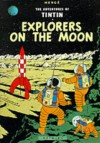 Adventures of Tintin: Explorers on the Moon - Hergé