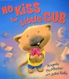 No Kiss For Little Cub (hardback) - Angela McAllister