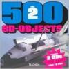 500 3D Objects 2, mit 2 CD-ROMs (Gebundene Ausgabe) - Julius Wiedemann, Julius Wiedermann