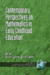 Contemporary Perspectiveson Mathematics in Early Childhood Education (PB) - Olivia N. Saracho, Bernard Spodek