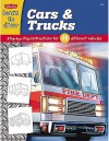Draw and Color - Cars and Trucks: Step-by-Step Instructions for 28 Different Vehicles - Walter Foster