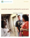 Brooks/Cole Empowerment Series: Essential Research Methods for Social Work - Allen Rubin, Earl R. Babbie